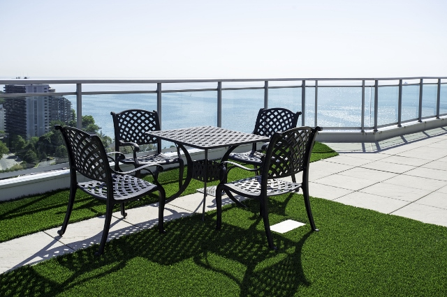 Roof-top Terrace 2