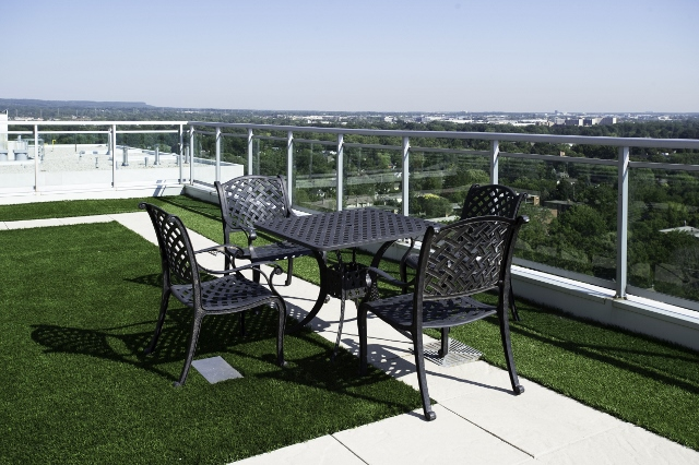 Roof-top Terrace 1